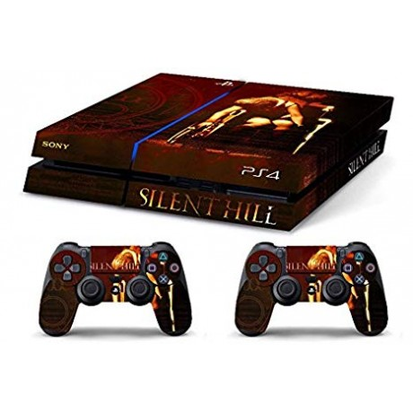 ps4 console stickers